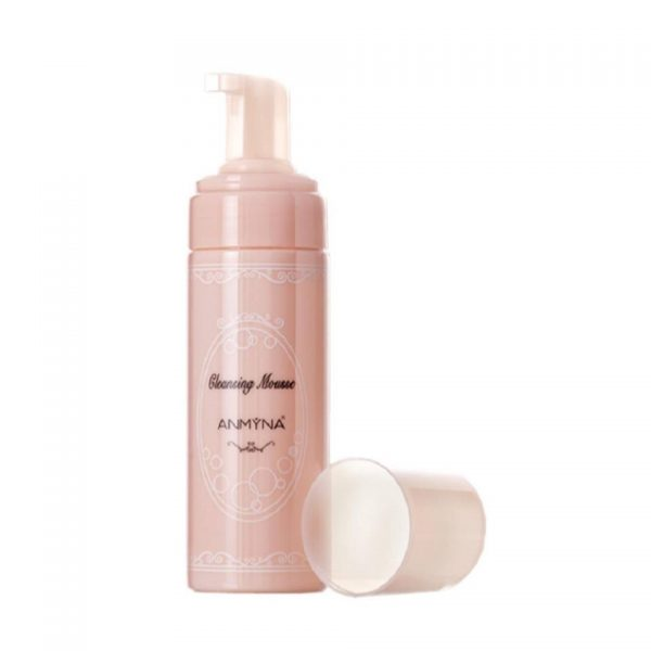 Cleansing Mousse, FREE, Face Brush, plant extracts, gentle clean, makeup remover, removes makeup, dirt and dead skin cells, Shrinks pores, Anti-inflammatory, younger-looking skin, cleansing ingredients, amino acids, Whitening, Anti-aging, younger-looking skin
