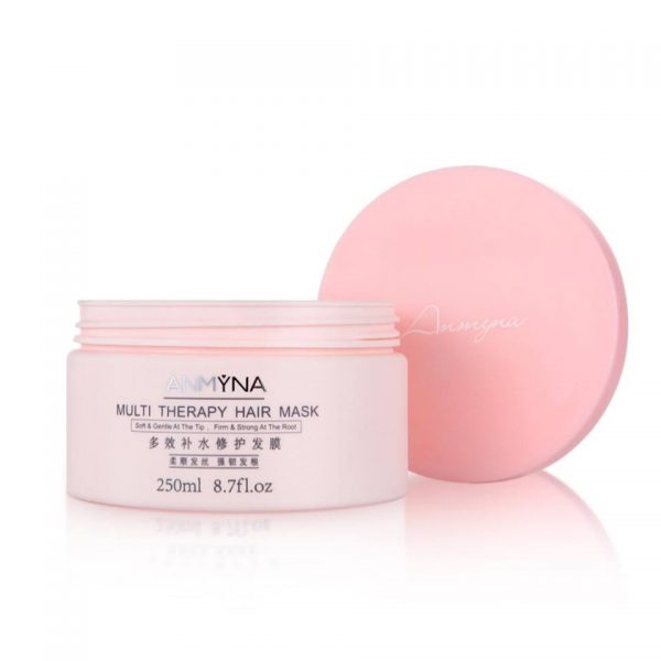 Multi Therapy Hair Mask, hair, mask, hydrolysed silk protein, repairs damaged, dried and frizzy, remove toxins and chemicals, smooth, healthy, soft hair, lustrous, silky smooth, Restores tired hair, lasting results