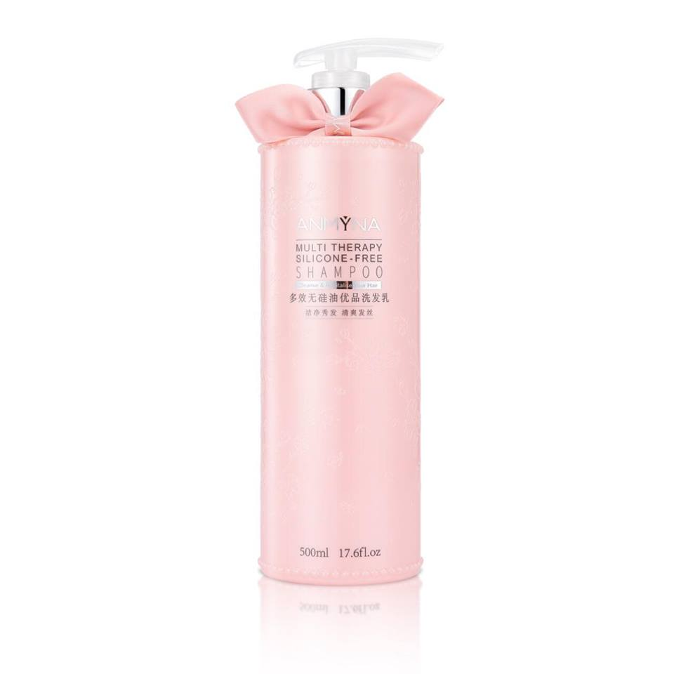 Multi Therapy Silicone-Free Shampoo, shampoo, shine, bounce, dual action, deeply, naturally, removes excess oil, healthy scalp, beautiful hair, all hair types, cleansing, restoring, revitalises and strengthens hair, healthy scalp, healthier hair, Repairs damaged and frizzy hair, reduces split ends