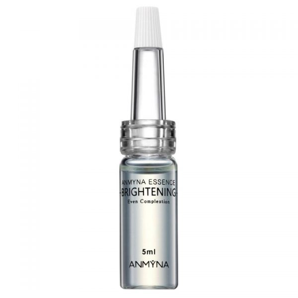 Brightening Essence, skin brightening expertise, fairer skin, Pro-Xylane, plant extracts, ellagic acid, natural melanin-blocker, all layers of skin, maximum effectiveness, Replenishes collagen, youthful skin, Brightens skin, lightens skin