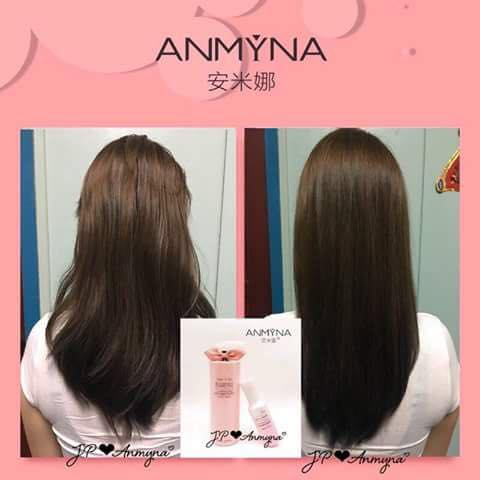 ANMYNA Multi Therapy Hair Care Set and Hair Mask