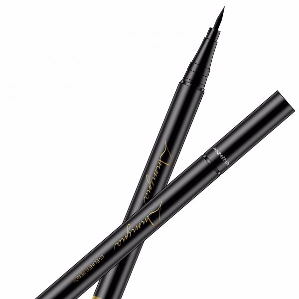 Waterproof, eyeliner, eye, liner, pigmented colours, luxurious gel texture, easily, smoothly, ingredients from South Korea, smart brush design, solid line, gentle stroke, Long-lasting, Dries fast, Easy to remove
