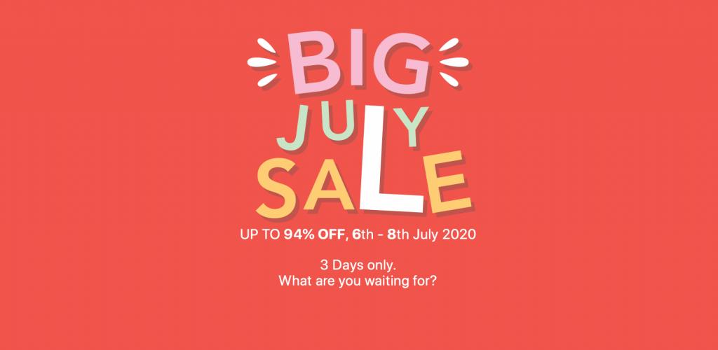 Anmyna Big July Sale! Face Essence Add On Sale!